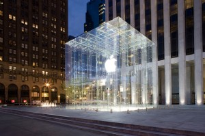 AppleStore - 5ème avenue - New York