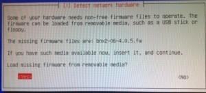Erreur bnx2-06-4.0.5.fw est manquant