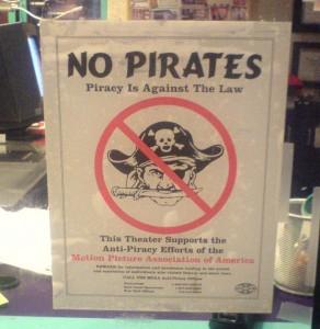 Non aux pirates