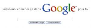 Laisse-moi chercher ça dans Google pour toi