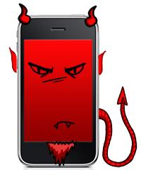 iPhone - victime d'un scandale sur les informations personnelles