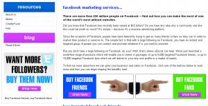 uSocial - Acheter des amis facebook