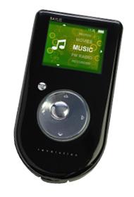 un lecteur MP3 à manivelle ! Et oui ! Plus besoin de piles ou de recharge régulière... Il suffit de tourner !
