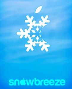 Logo de Snowbreeze