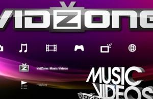 Image Vidzone sur Playstation.