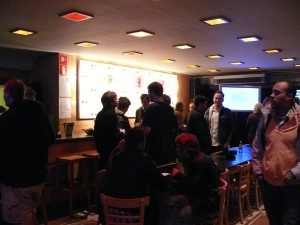 Le Café Numerique à Bruxelles