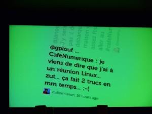 Café Numérique Bruxelles le 4 novembre 2009