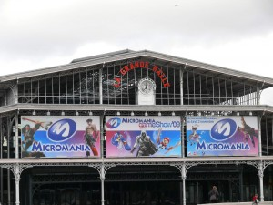 Le Micromania Game Show à la Grande Halle de la Villette