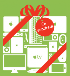 Le black friday chez Apple