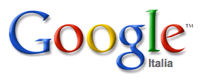 Logo Google italie