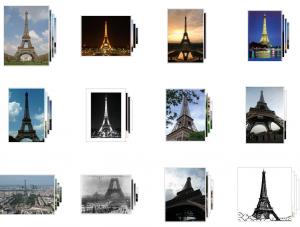 Google Image Swirl - Catalogue