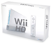 image fake wii hd