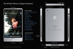 iPhone 3,1 possible