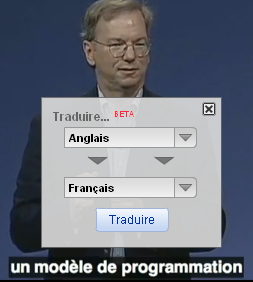 Traduction Sous titre Youtube