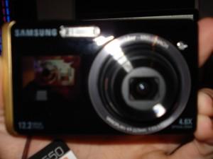 ST550 écran frontal dernière vue