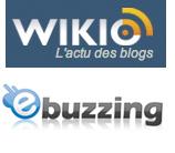 Wikio et ebuzzing fusionne
