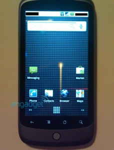 Google phone - Nexus One Photo 1
