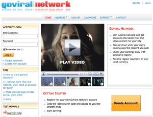 Site GoViral Network