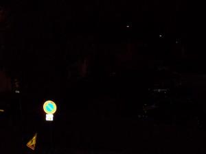 Photo pleine nuit avec Flash