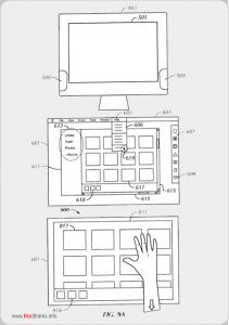Brevet  - IMac tactile
