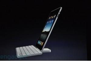 Keynote - iPad - Clavier