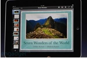 Keynote - iPad - iWork