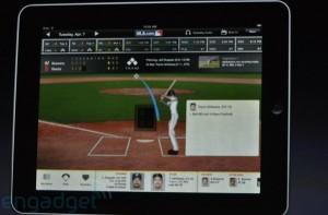 keynote - iPad - Jeux EA