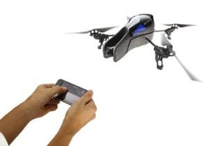 Hélicoptère télécommandé Parrot AR.Drone