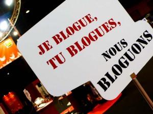 Pourquoi bloguer?