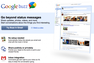 Google Buzz