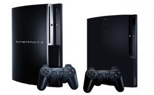Sony PS3 Fat & Slim