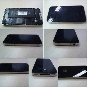 iPhone 4G - Images précédentes