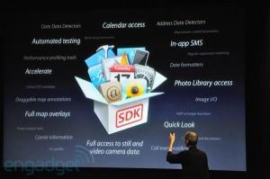 iPhone OS 4 Nouveautés