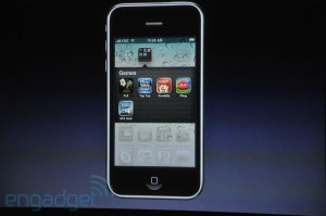 iPhone OS 4: Les dossiers