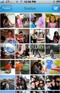 Windows Live Messenger iPhone: Photos