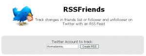 RSS Friends