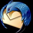 Mozilla Thunderbird, un client de messagerie libre distribué gratuitement par la Fondation Mozilla et issu du Projet Mozilla