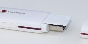 Le modem 3G+ Vodafone, vendu par Proximus