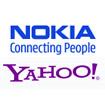 Yahoo! et Nokia
