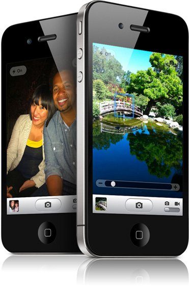 Camera iPhone 4