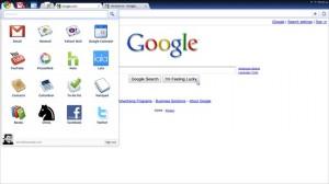 Lancement applications depuis Google Chrome OS
