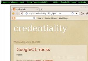 Google CL