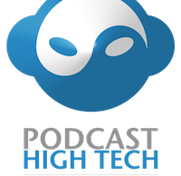 logo le podcast high tech