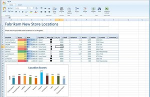 Office Web Apps - Excel