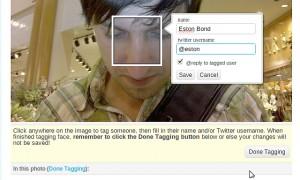 twitpic ajoute une fonctionnalité de tag