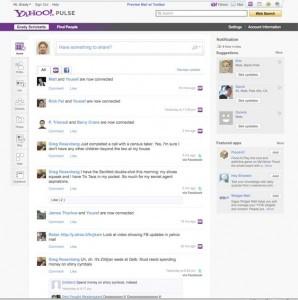 Yahoo Pulse