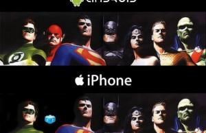 Flash sur les produits d'Apple