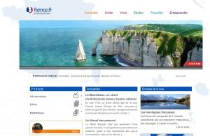France.fr propose un contenu riche en actualités, informations pratiques et services