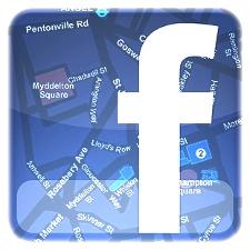 Localisation Facebook