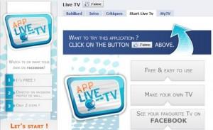 App Live TV